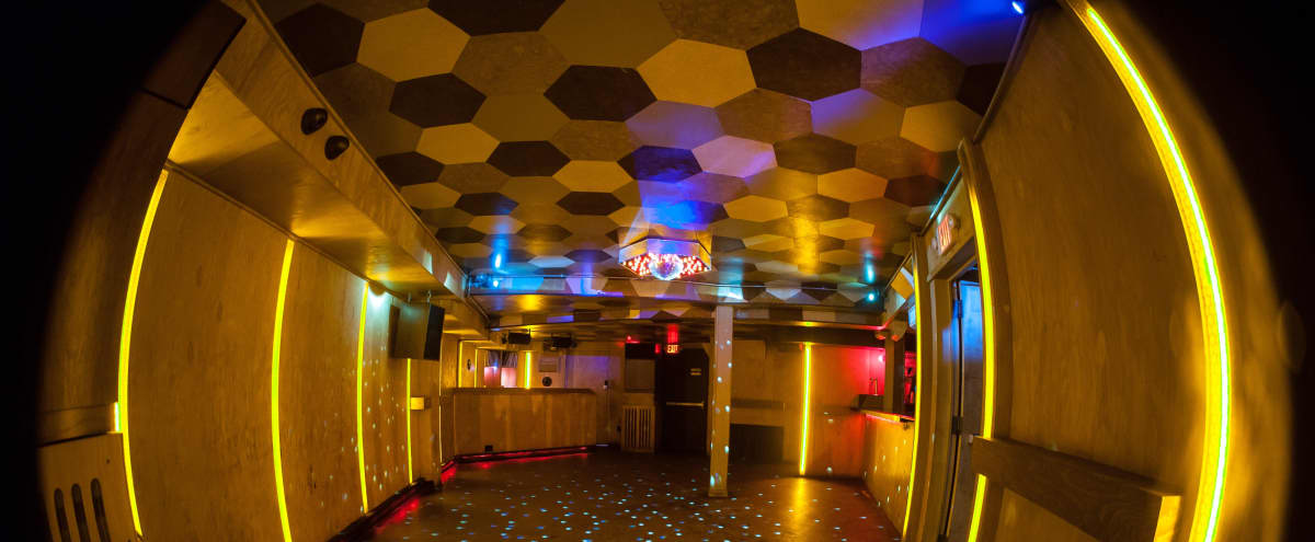 Basement Nightclub Disco in Brooklyn Hero Image in Williamsburg, Brooklyn, NY