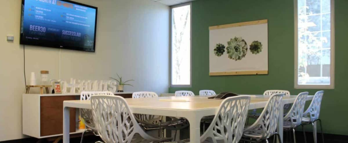 Bright, Energetic Meeting Room designed for Ultimate Productivity in Phoenix Hero Image in Indianola Place, Phoenix, AZ