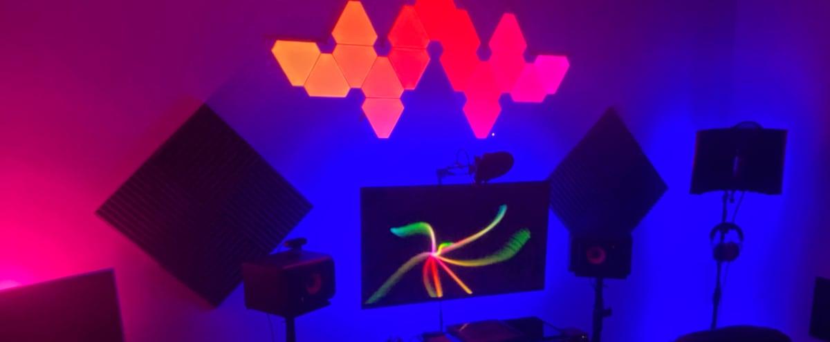 Music, Video & Design Studio in Dallas Hero Image in Dallas Downtown Historic District, Dallas, TX