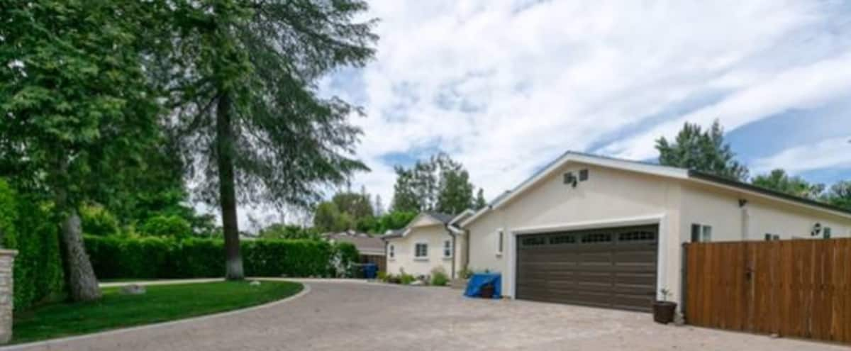 NEW CONTEMPORARY RANCH VILLA in Woodland Hills Hero Image in Woodland Hills, Woodland Hills, CA