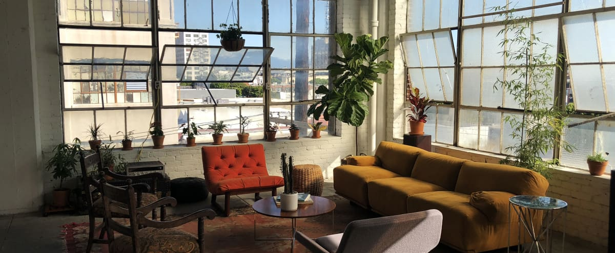 Downtown Los Angeles Photography  Studio / Loft space – BEAUTIFUL NATURAL LIGHT in Los Angeles Hero Image in Downtown Los Angeles, Los Angeles, CA