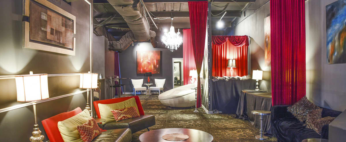 Elegant Buckhead 2nd Story Art Loft in Atlanta Hero Image in Buckhead, Atlanta, GA