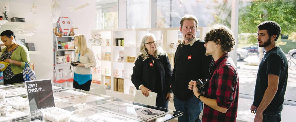 Midtown Museum with Hip Contemporary Aesthetic in Atlanta Hero Image in Midtown, Atlanta, GA