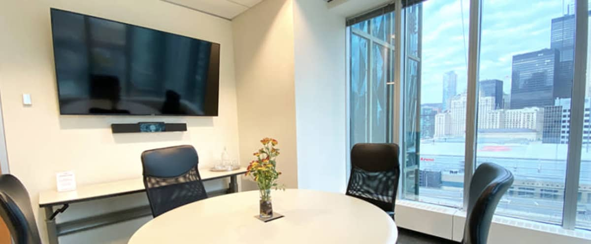 5-Person Meeting Room | Baltic in Toronto Hero Image in South Core, Toronto, ON