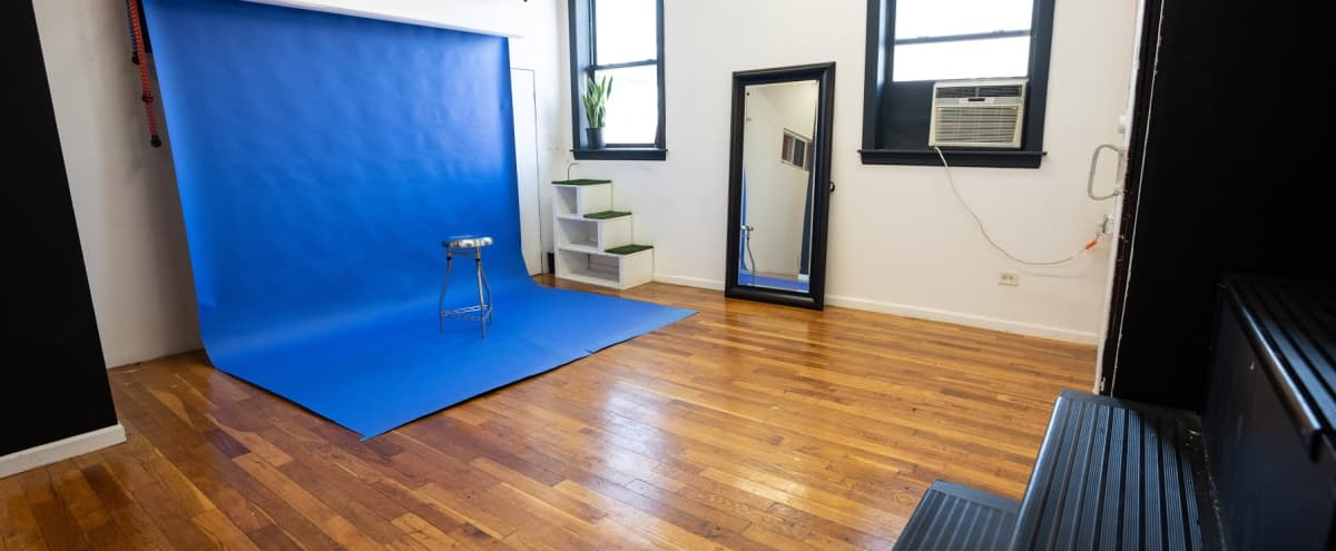 Studio Loft with Accessible Rooftop in Brooklyn Hero Image in Greenpoint, Brooklyn, NY