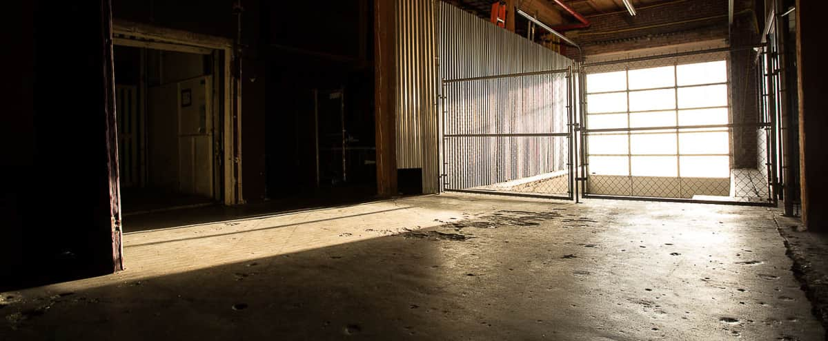 Loading Dock / Great Diffused Natural Light! in Los Angeles Hero Image in Central LA, Los Angeles, CA