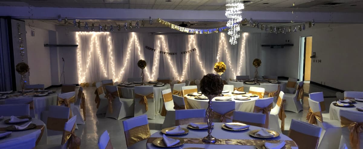 Affordable Centrally Located Event Center in Las Vegas in Las Vegas Hero Image in Crestwood, Las Vegas, NV