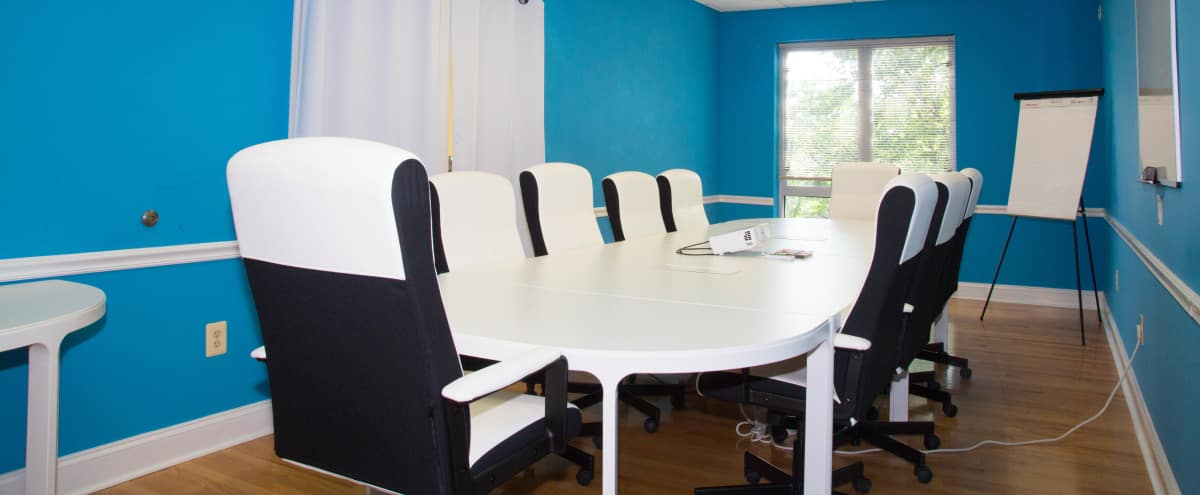Colorful Meeting Space In Del Ray Alexandria Hero Image Potomac West