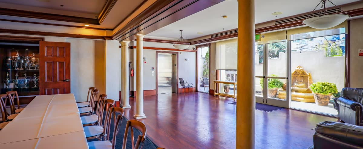 Versatile Space in heart of North Beach with Great Natural Light, overlooking Washington Square Park in San Francisco Hero Image in Telegraph Hill, San Francisco, CA