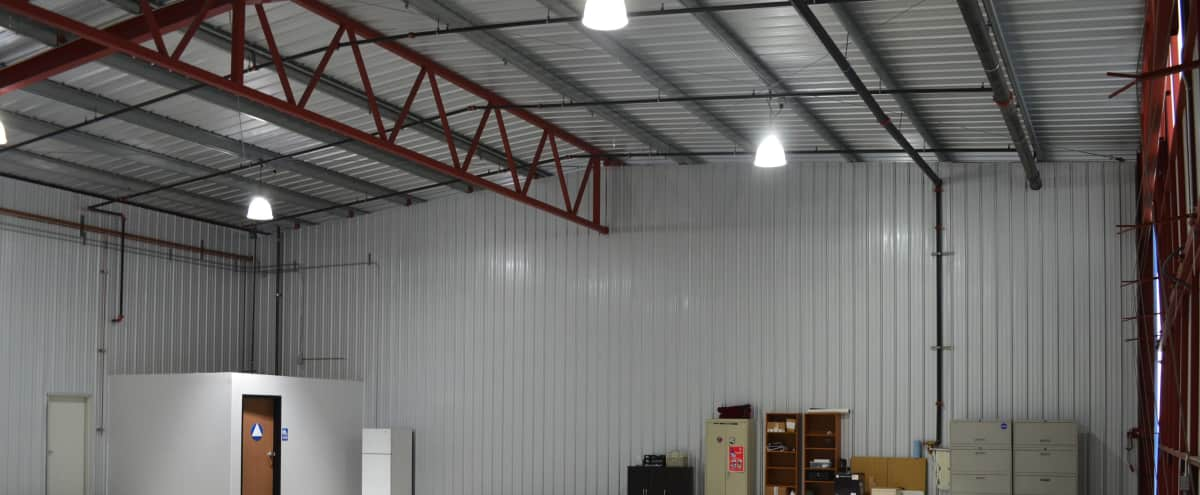 Private Hangar Multi-purpose Space | Event and Production Space in Van Nuys Hero Image in Northridge, Van Nuys, CA