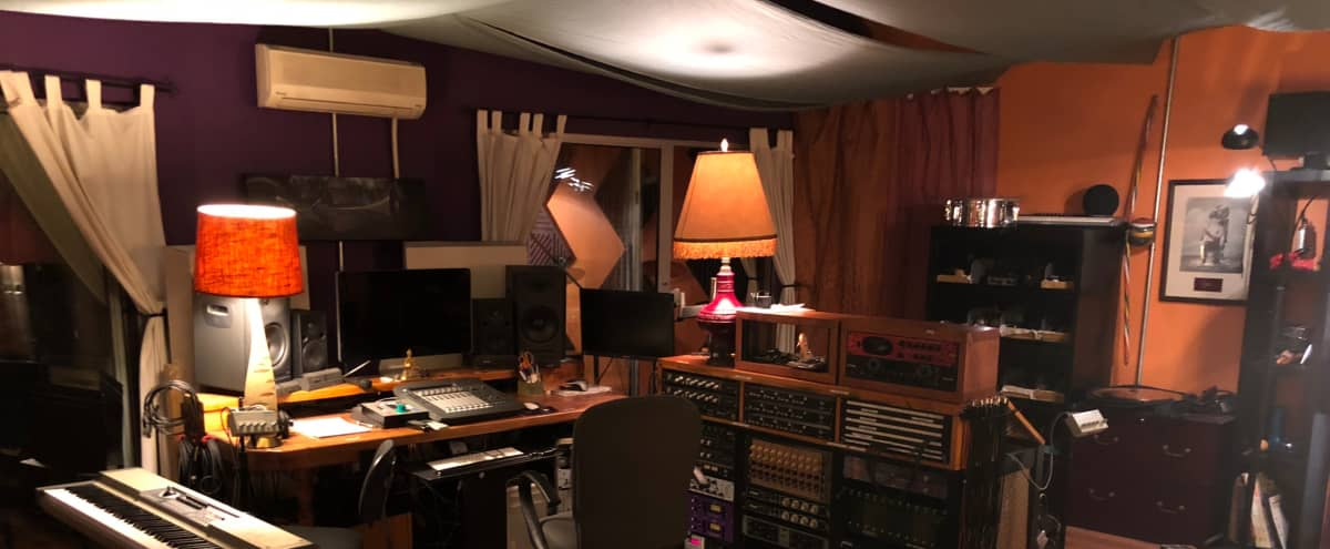 Posh 'Homey' Recording Studio in the Heart of Long Island City in New York Hero Image in Hunters Point, New York, NY