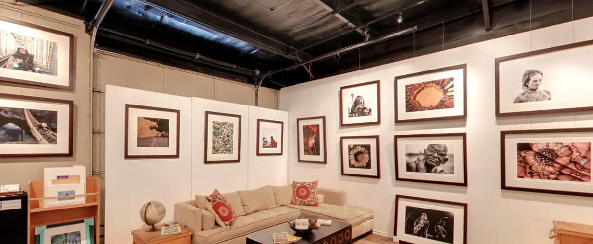 Centrally Located Event Venue/Photo Gallery in Austin Hero Image in South Lamar, Austin, TX