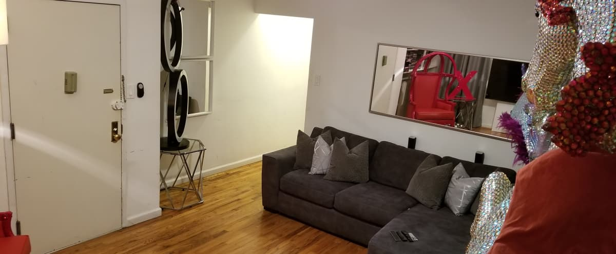 3 Bedroom Apartment w/yard for Video & Photo shoots in Brooklyn Hero Image in Ocean Hill, Brooklyn, NY