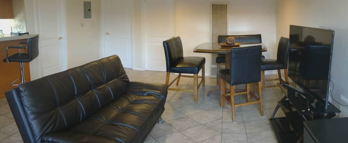 Living & Dining room, Kitchen plus Private Parking in Los Angeles Hero Image in undefined, Los Angeles, CA