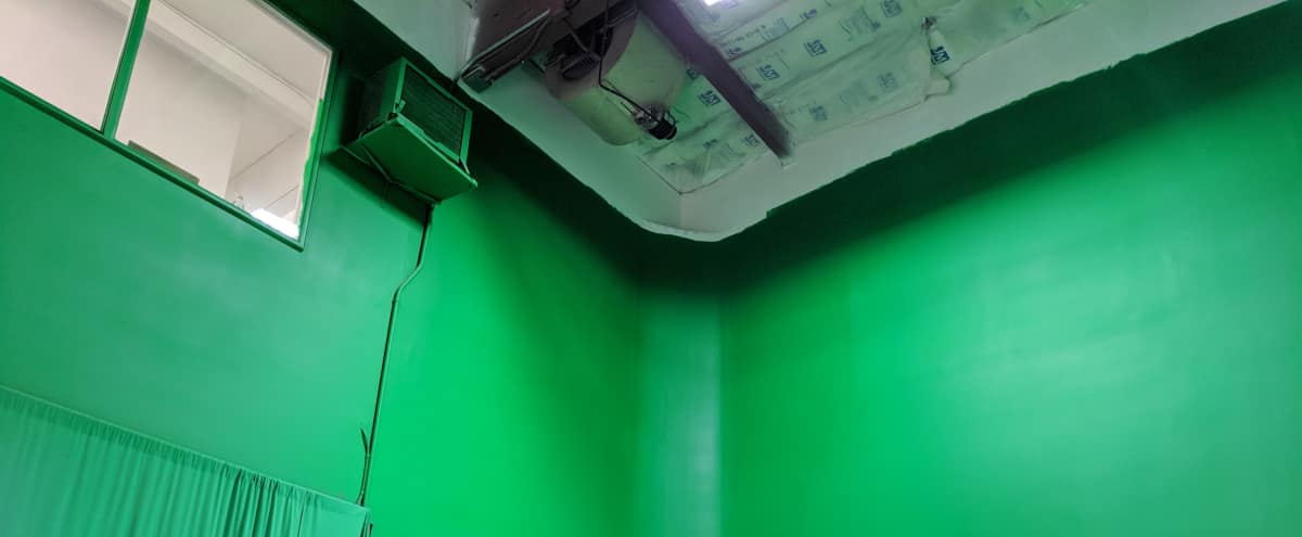 GREEN ROOM / SCREEN for chroma key for rent in Pacheco Hero Image in undefined, Pacheco, CA