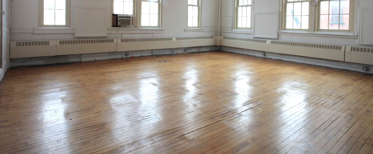 Spacious and Affordable Rehearsal Studios and Theater stage in Lower East Side, NYC in New York Hero Image in Lower Manhattan, New York, NY