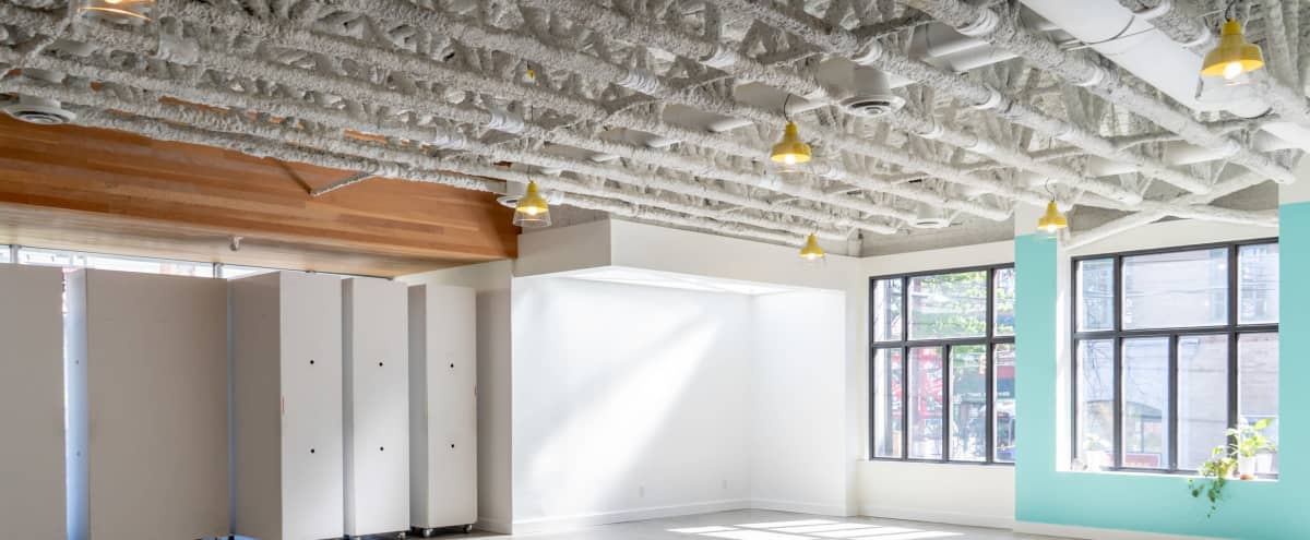 Multi-purpose Event Space   Flex in Vancouver Hero Image in Downtown Eastside, Vancouver, BC