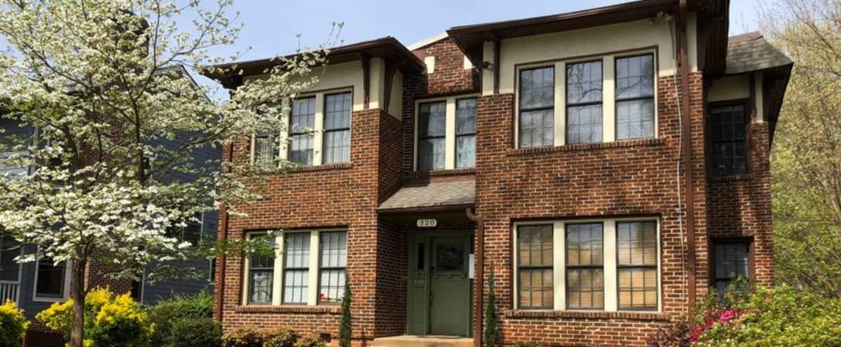 Historic 1920's Home | Blocks from Grant Park in Atlanta Hero Image in Grant Park, Atlanta, GA
