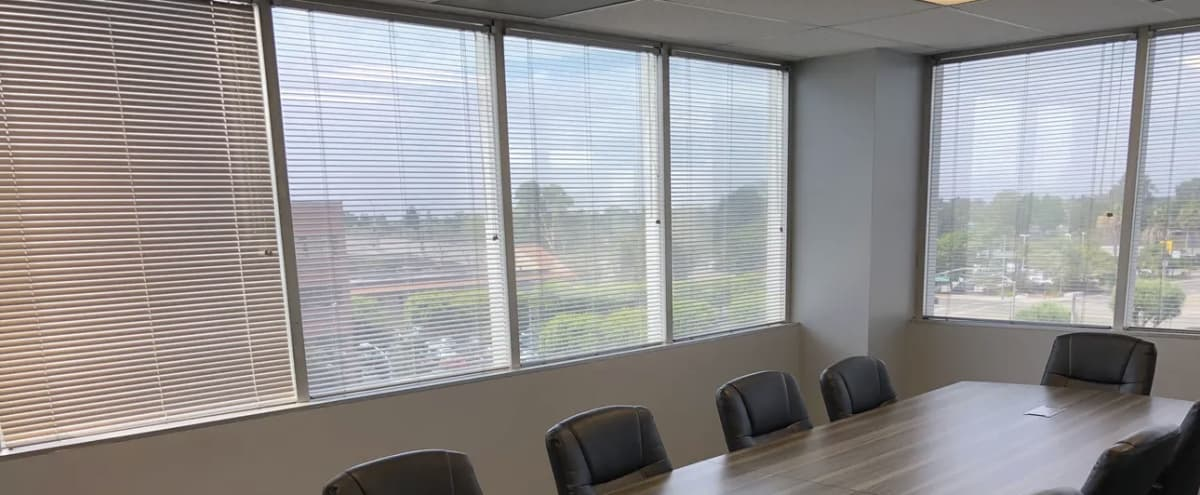 Private Videoconferencing Meeting Room for 10 in Santa Ana Hero Image in undefined, Santa Ana, CA