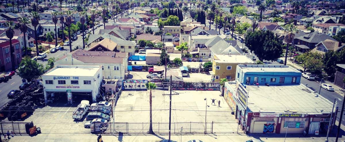 Huge 6,600 sf Open Lot in Los Angeles Hero Image in Central LA, Los Angeles, CA