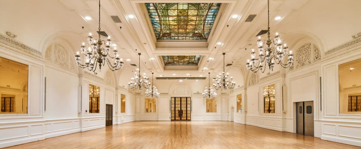 Historical-Cultural Monument Ballroom in The Heart of Downtown Los Angeles in Los Angeles Hero Image in Central LA, Los Angeles, CA