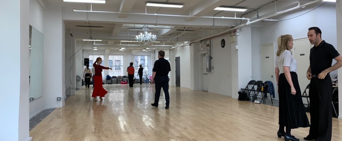 Dance Studio in Manhattan in New York Hero Image in Midtown Manhattan, New York, NY