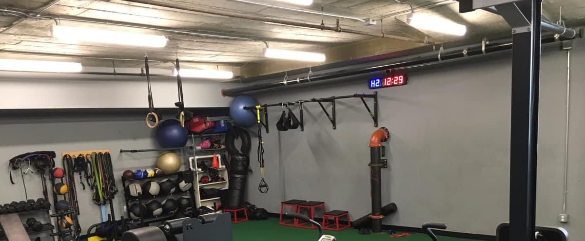 Koreatown Athletic Training Facility in Los Angeles Hero Image in Central LA, Los Angeles, CA