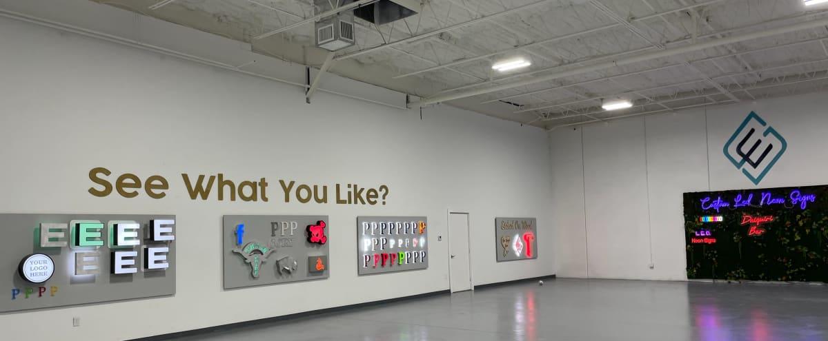 Industrial Indoor Spacious Venue in Farmers Branch Hero Image in undefined, Farmers Branch, TX