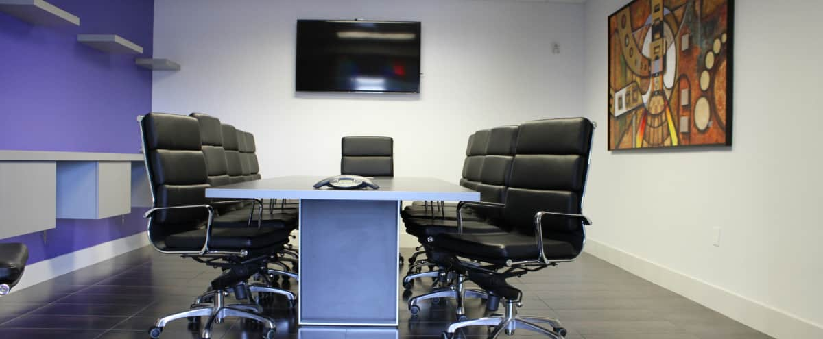 State-of-the-Art Conference Rooms Strategically Located in Hollywood Boulevard in Hollywood Hero Image in North Central Hollywood, Hollywood, FL