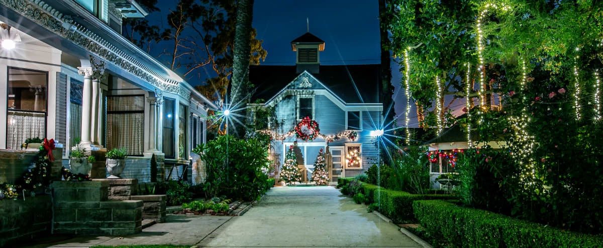 Historic Victorian Treasure For all Occasions ! in Long Beach Hero Image in Willmore, Long Beach, CA