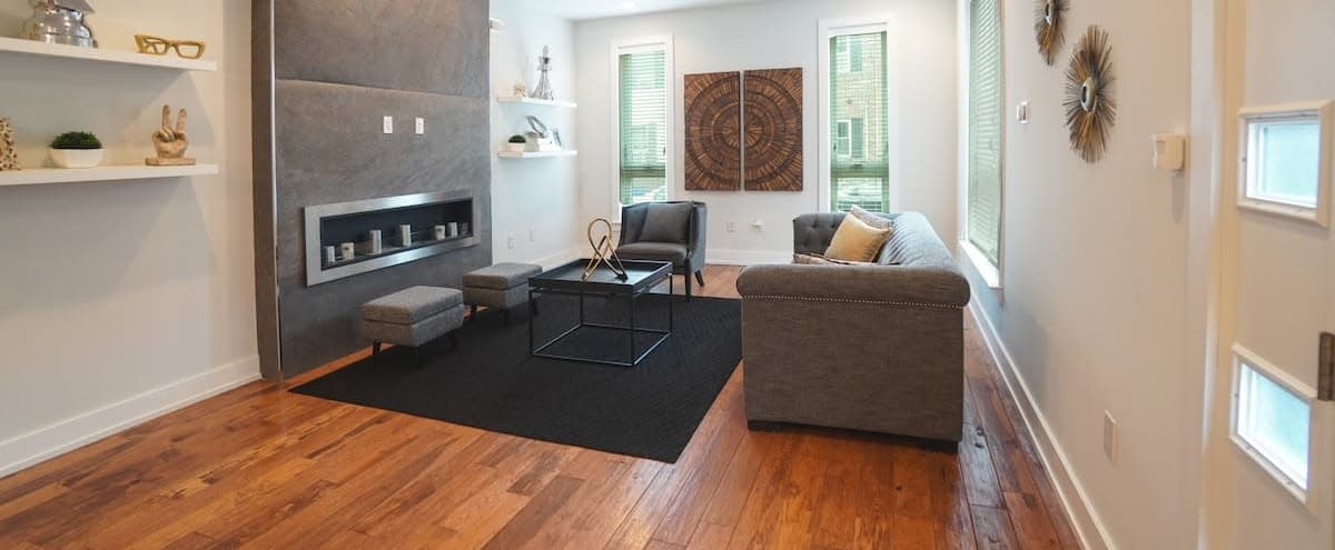 Absolute Luxury with a Rooftop Lounge and Skyline View in Philadelphia Hero Image in Point Breeze, Philadelphia, PA