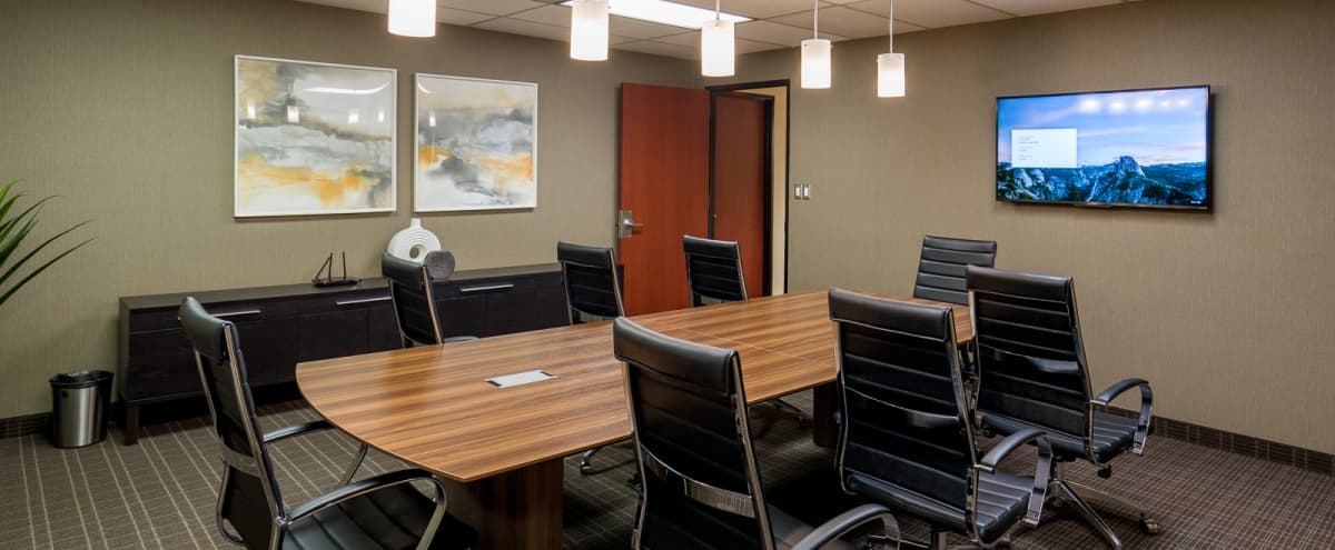 Spacious 8 Person Meeting Room - Las Colinas in Irving Hero Image in Las Colinas, Irving, TX
