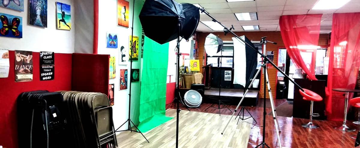 Flexible Multi Purpose Photo Studio in Saint Albans Hero Image in St. Albans, Saint Albans, NY