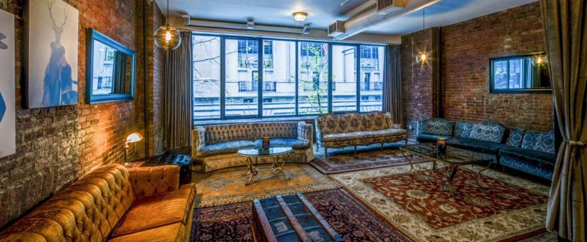 Bryant Park Loft for Meetings and Presentations in New York Hero Image in Midtown Manhattan, New York, NY