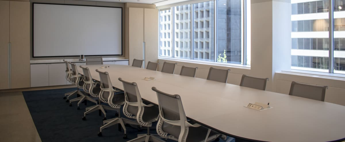 Meeting Room at 1030 West Georgia in Vancouver Hero Image in Central Vancouver, Vancouver, BC