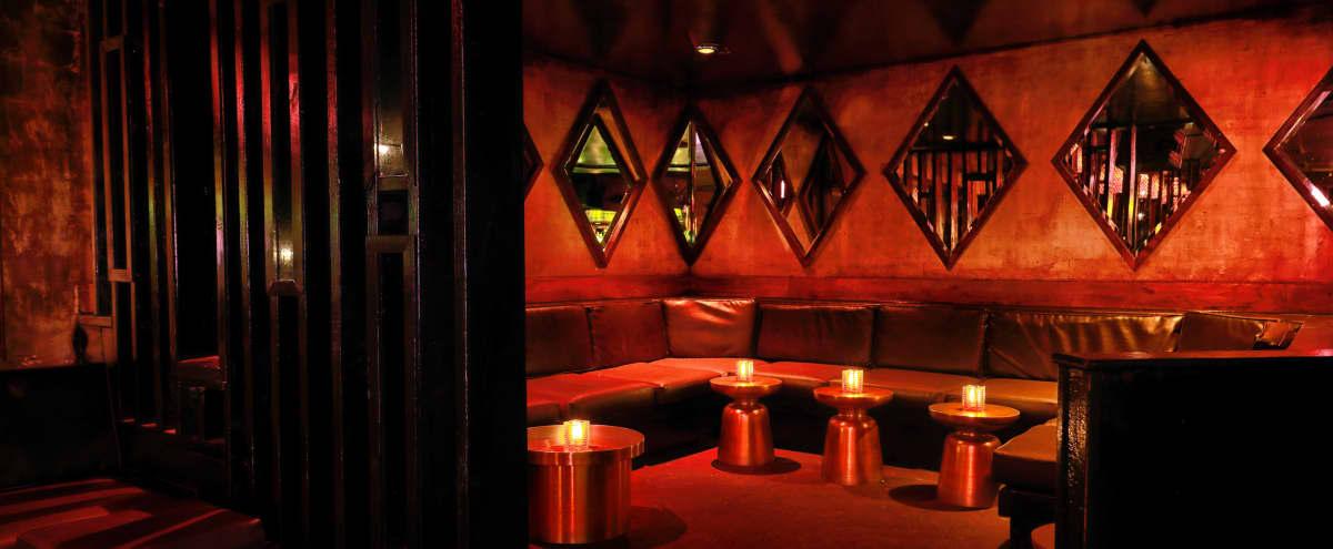 Retro-Chic Speakeasy/Cocktail Lounge & Bar in Santa Monica in Santa Monica Hero Image in Mid-City, Santa Monica, CA