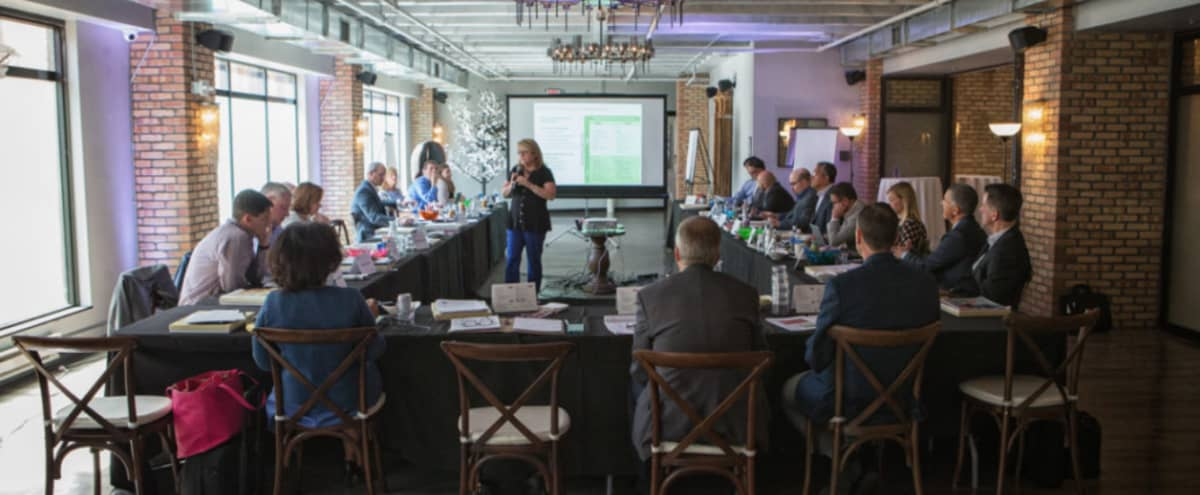Open Loft Style Space - Great for Panels & Presentations in Minneapolis Hero Image in Downtown West, Minneapolis, MN