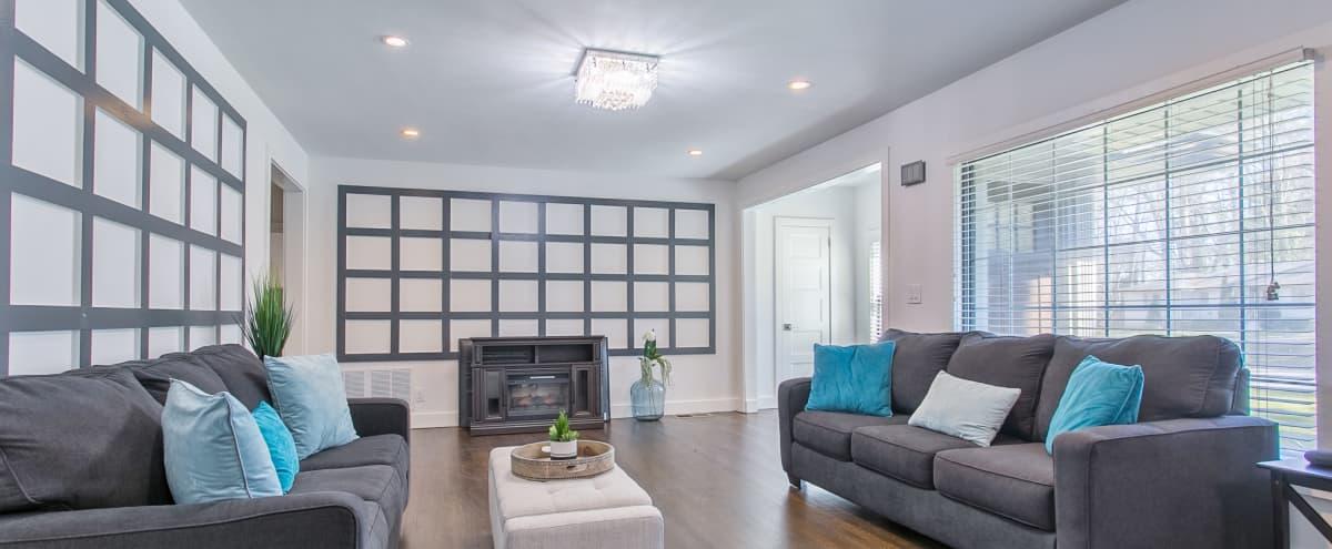 Film/Photo Location: 9-bedroom, 7-bathroom Home in Buckhead in Atlanta Hero Image in North Buckhead, Atlanta, GA