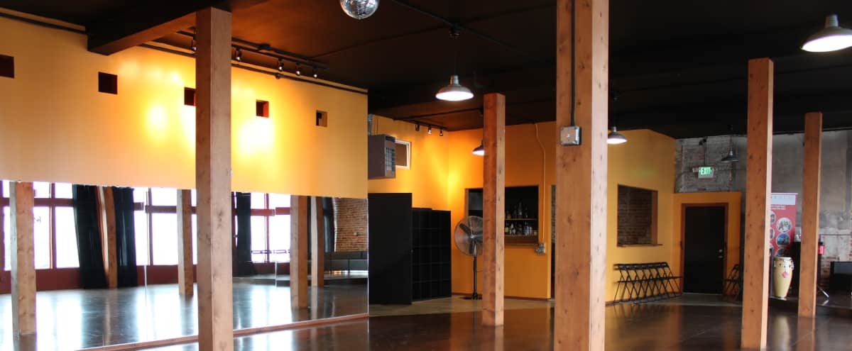 Beautiful and Spacious Event Studio in Seattle Hero Image in Central District, Seattle, WA