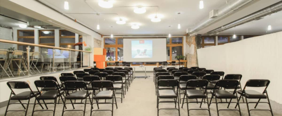 Bright Company Off-Site & Retreat Venue in Vancouver Hero Image in Downtown Vancouver, Vancouver, BC