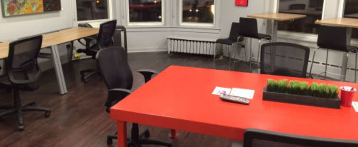 THE WINDOWS ROOM:  A centrally Located North Shore Chicago Meeting Room Rental/Conference Room Rental and Event/Party Space Rental in Wilmette Hero Image in undefined, Wilmette, IL