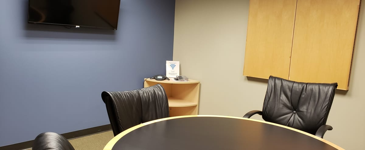 Small Conference Room | Whiteboard + TV in LAKEWOOD Hero Image in Union Square, LAKEWOOD, CO