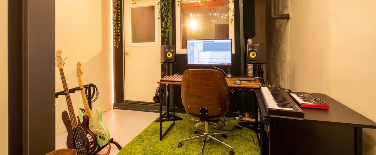 Cozy Recording Studio - Music   Film - Heart of Williamsburg Music Scene in Brooklyn Hero Image in East Williamsburg, Brooklyn, NY