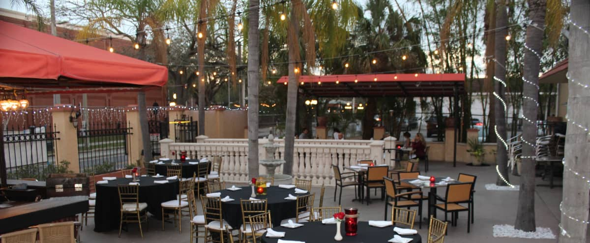 Biggest Patio for EVENTS in YBOR CITY in Tampa Hero Image in Ybor City, Tampa, FL