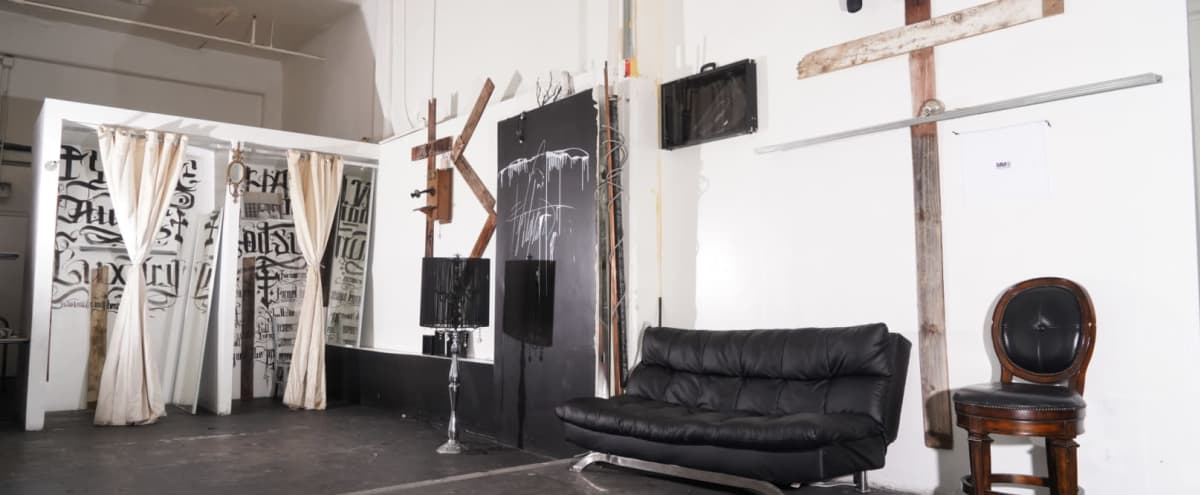 Urban Modern Boutique by Day & Spacious Event Venue by Night. in Los Angeles Hero Image in Central LA, Los Angeles, CA