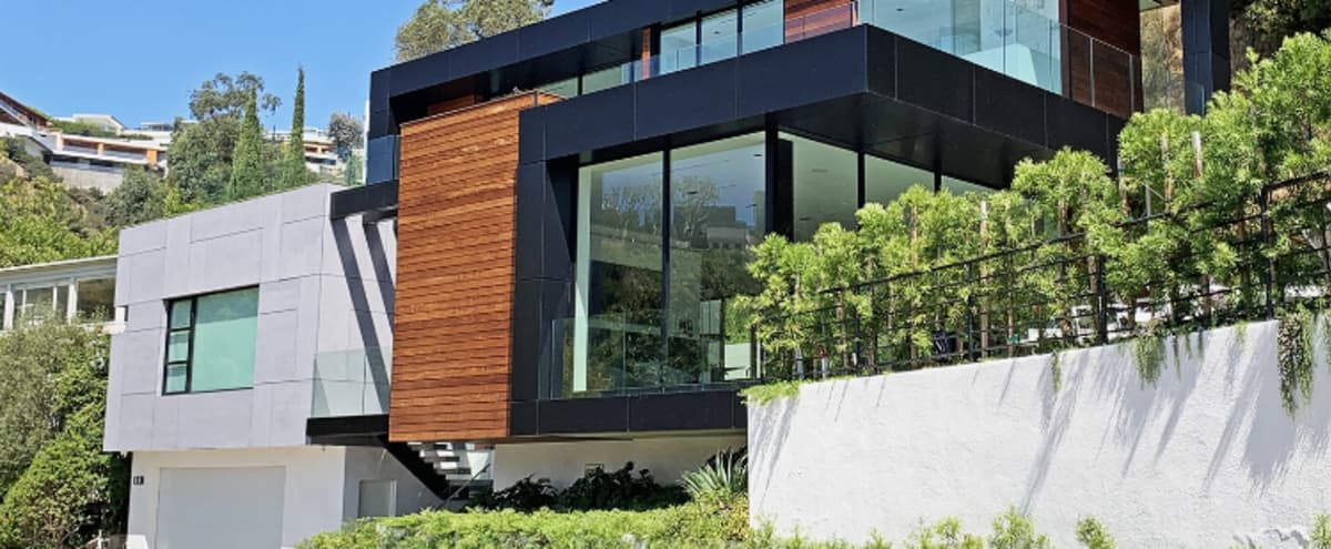 Brand New West Hollywood Hills Modern Home in West Hollywood Hero Image in Central LA, West Hollywood, CA