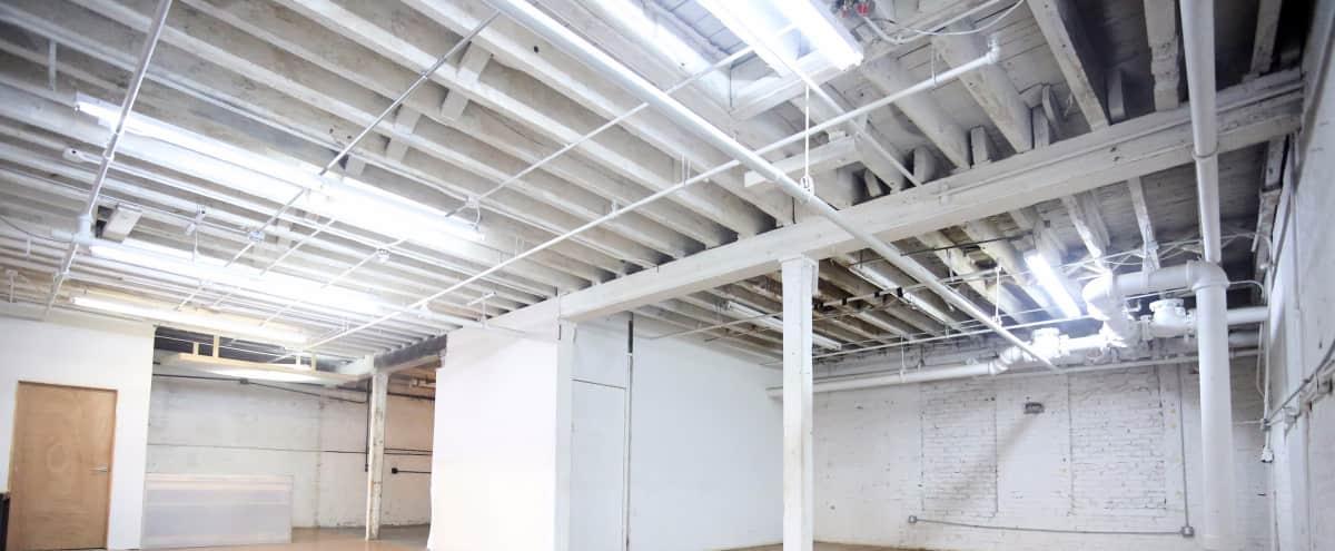 Unique Ground Floor Industrial Loft Space in Brooklyn Hero Image in East Williamsburg, Brooklyn, NY