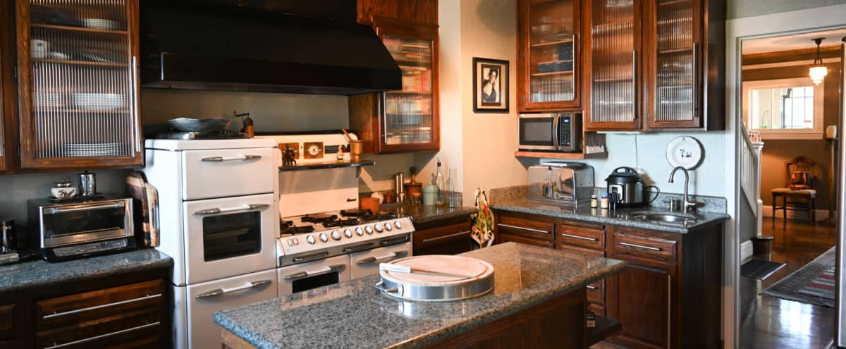 The Stove   Perfect Kitchen Studio Shoots and Vlogs in San Francisco Hero Image in Ingleside, San Francisco, CA