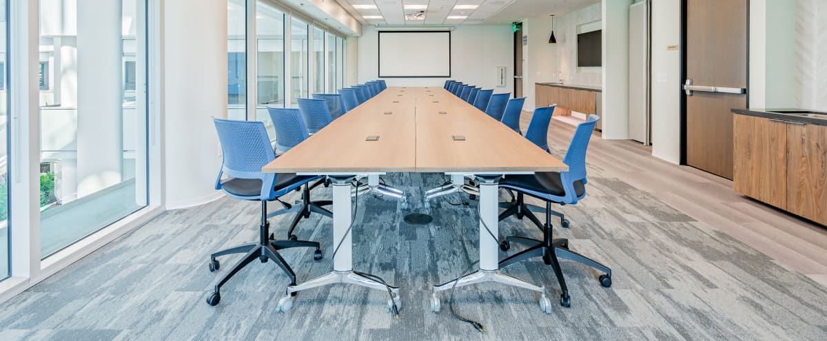 Professional Conference Room with High-Tech Amenities in Irvine Hero Image in Irvine Business Complex, Irvine, CA