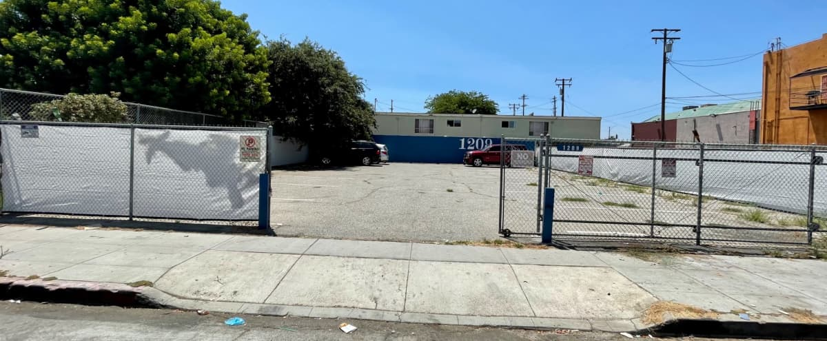 Parking Lot in Long Beach Hero Image in Lincoln, Long Beach, CA